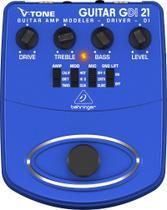 Pedal Guitarra V-Tone GDI-21 Behringer -