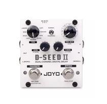 Pedal Joyo D-SEED II  Delay Stereo e Looper -