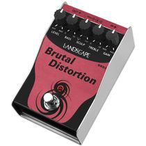 Pedal LANDSCAPE Guitarra Brutal Distortion BRD2 -