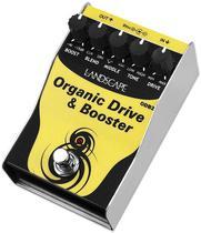 Pedal LANDSCAPE Guitarra Drive e Booster ODB2 -
