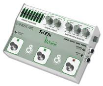 Pedal Landscape Triefx Bass - Multiefeito para Baixo -