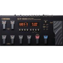 Pedal Multi Efeitos Para Guitarra GT-100 - Boss -