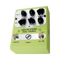 Pedal Nig Analog Stereo Dual Chorus -