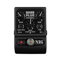 Pedal Nig Bass Plus Signature Felipe Andreoli -