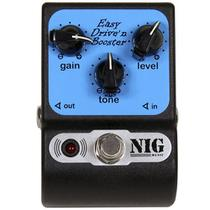 Pedal NIG Easy Drive'n Booster - PED - PD0598 - Nig music