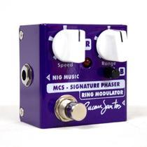 Pedal nig mcs phaser signature cacau santos -