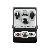 Pedal Nig Pocket Analog TapTempo Delay -
