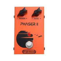 Pedal p/ guitarra fuhrmann phaser ii ph-02 -