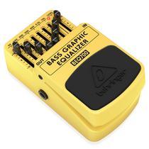 Pedal Para Contra Baixo Behringer Beq700 Bass Graphic Equalizer -