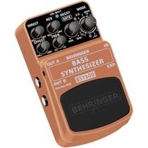 Pedal para contrabaixo Behringer BSY600 Bass Synthesizer -