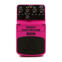 Pedal para guitarra Behringer HD300 Heavy Distortion -