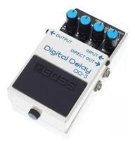 Pedal para Guitarra Boss Dd 3 Digital Delay -