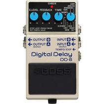 Pedal para Guitarra Boss DD-8 Digital Delay -