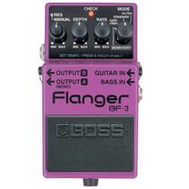 Pedal Para Guitarra Flanger BF-3 - Boss -