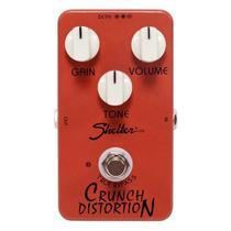 Pedal Para Guitarra Shelter Chrunch Distortion Scd -