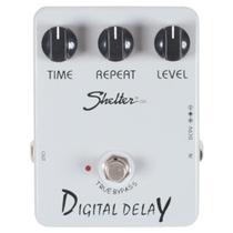 Pedal Para Guitarra Shelter Digital Delay Sdd -