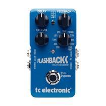 Pedal para Guitarra TC Electronic Flashback Delay e Looper -