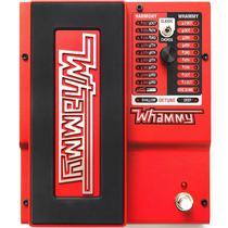 Pedal Para Guitarra Whammy V Harmonizer Com Fonte - Digitech -