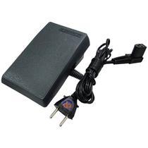 Pedal para Máquina Singer 362095005 com Plug para Facilita Plus, Preta-a-Porter, etc Bivolt 982080 -
