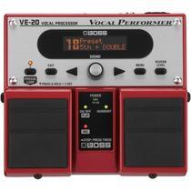 Pedal Para Voz Boss Ve20 Vocal Performer - Roland