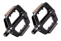 Pedal Plataforma Aluminio 9 16 C refletor F style Free Style - Isapa