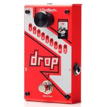 Pedal Polifônico para Guitarra The Drop Digitech The Drop -