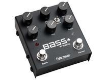 Pedal Preamp Fuhrmann Bass + -