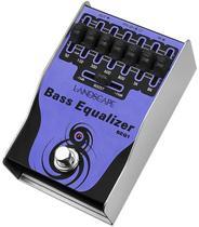 Pedal (processador) de efeito de áudio equalizador gráfico Bass Equalizer - BEQ1 - LANDSCAPE -