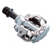 Pedal shimano m540 prata -