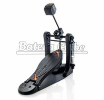 Pedal Simples RMV Hard Tech PAC32 com Sapata Larga, Batedor de 2 Faces e Base Sólida - RMV Drums