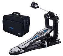 Pedal Single Mapex Falcon PF1000 Double Chain com Polia Pursuit, Batedor com Peso e Bag Incluso -