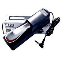Pedal Sustain Cherub Wtb-005  Universal  Piano  Teclado -