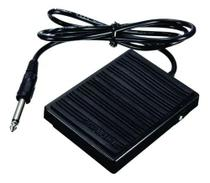 Pedal Sustain Mellody Tb200 Teclados Bateria Eletronica -