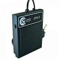 Pedal Sustain Para Teclado CPS-5 Preto CUSTOM SOUND -