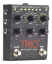 Pedal Trio Band Creator Plus Digitech Looper -