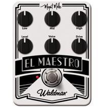 Pedal Waldman El Maestro Mozart Mello Mm-6fx MM6FX -