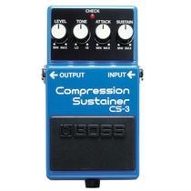 Pedaleira Compressor CS-3 - Boss -
