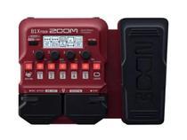 Pedaleira Zoom B1x Four Baixo Pedal Expressão Garantia 2anos -