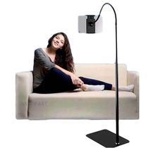 Pedestal suporte para tablet Celular Tripe Chão Piso Articulado WLXY-MT07 Preguiçoso -