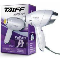 Pedicuro soft feet taiff 60w - bivolt + refil de lixa - 10 und - Ga.ma