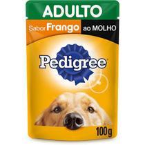 Pedigree Sache Adulto Frango Ao Molho - 100 Gr -