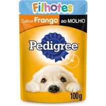 Pedigree Sache Filhotes Frango Ao Molho - 100 Gr -