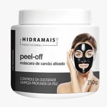Peel-off Máscara De Carvão Ativado 250g Hidramais -