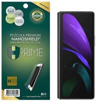 Pel. HPrime Samsung Galaxy Z Fold2 - Tela Externa c/ acessorios mod. 1 - NanoShield -