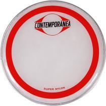 Pele Supernylon 6 pol Contemporânea 01PS tamborim bacurinha - leitosa grossa -