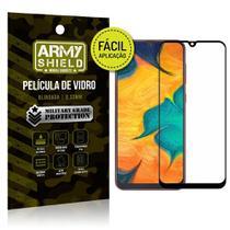 Película 3D Fácil Aplicação Samsung Galaxy A30 Película 3D - Armyshield -