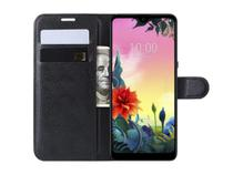 Película 3d Full Coverage + Capa Case Flip Cover LG K50s - Lxl