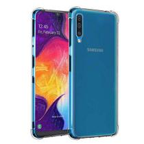Película 5D Gel Samsung Galaxy A70  + Capa Capinha Anti Impacto Transparente A70 - Pop Shop