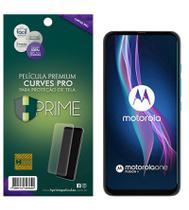 Película Curves Pro De Gel HPrime Motorola One Fusion Plus -