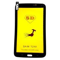Película de Gel 5D Full Cover Tablet Samsung Tab 3 T210 - H Maston
